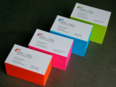 Printing of business cards Astana